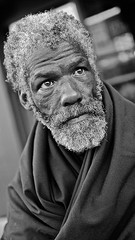 Grant (wheeler_camille) Tags: streetphotography streetportrait streetscene blackandwhite austintx sixthstreetaustin blackandwhitestreetphotography