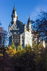 Bavaria-14 (Davey6585) Tags: europe travel wanderlust bavaria bayern germany deutschland fall color trees canon canont2i neuschwanstein schlossneuschwanstein cinderellascastle