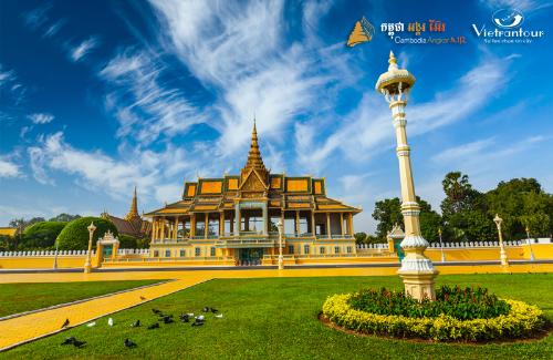 Tour Campuchia 4 ngày giá chỉ 8,7 triệu đồng