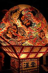 ねぷた (yama_d) Tags: 祭り みんぱく 国立民族学博物館 ethnology ねぷた 弘前 neputa 日本 japan