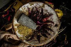 Bodegn II (Valo Alvarez) Tags: chili food foodart driedchili bodegon canon experimental explore practica comida stilllife sabor shadows light mexico mexican tabasco