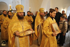 56. The Laying of the Foundation Stone of the Church of Saints Cyril and Methodius / Закладка храма святых Мефодия и Кирилла 09.10.2016