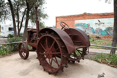 McCormick-Deering (twm1340) Tags: vintage antique tractor tractors chillicothe tx texas hardeman county