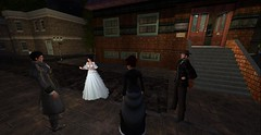 Meeting Family <3 (Allie Carpathia) Tags: family autumn victorian firstmeeting newfriends darkradiance witches secondlife love