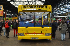 Lothian Information Bus 65 SK52OJJ (Will Swain) Tags: edinburgh central depot open day 24th september 2016 lothian bus buses transport travel uk britain vehicle vehicles county country scotland scottish north northern city centre garage shed yard visitors information 65 sk52ojj
