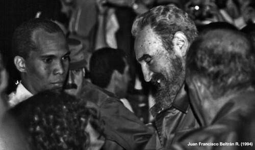 Fidel Castro La Habana 1994 JFBR