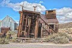 Old buildings at Bodie (Alaskan Dude) Tags: travel california bodie bodiestatehistoricalpark ghosttown bodiestatepark architecture landscape scenery outdoor