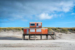 Sunday on the beach (Herman1705) Tags: callantsoog noordholland nederland pettemerduinen 50mm sintmaartenszee baywatch knrm