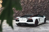 Pirelli Edition (Arielkro) Tags: lamborghini aventador pirelli tyres edition white