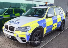 Essex Police BMW X5 EX63 VBF (policest1100) Tags: essex police bmw x5 ex63 vbf stansted airport station