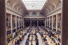 Knowledge Is Power (Timeless Seeker) Tags: library vienna university universitt wien