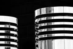 ventilation (++sepp++) Tags: ventilationchimneys lftungskamin kln bw blackwhite monochrom sw schwarzweis einfarbig technik technic urban minimal minimalism greatphotographers