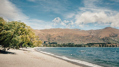 Windy day by the lake (Sean Lowcay (sealow08)) Tags: nature newzealand nz nikon nikond90 southisland scenery natural water outdoor landscape d90 sky cloud lake shore