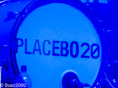 """Placebo (Sue""""Z) Tags: brianmolko stefanolsdal brice fiona someone called nick a drummer who noone cares about because stevehewitt hewitt bodyguard drummergrand prix dude lefttie part ship"""
