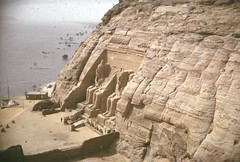 Great Temple (nubianimage) Tags: nubia nubian image archive nia pyramid temple cliff stone architecture sculpture egypt