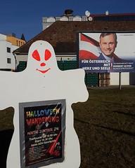 'Now that's Halloween ...' - #Schrems, #Waldviertel #Austria #Österreich #Halloween #myaustria #visitaustria
