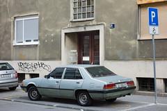 Zagreb - Ulica Crvenog kria (Aelo de la Krotsche) Tags: ulicacrvenogkria mitsubishi zagreb hrvatska croatia croatie