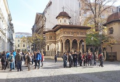 Bucharest - Stavropoleos Monastery