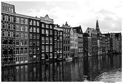 Amsterdam (Simone Seymons (swamipics)) Tags: amsterdam canali barche grachten