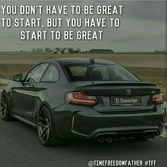 You don't have to be great to be start, but you have to start to be great! @timefreedomfather #TFF (donnycarpenter1) Tags: tff motivate workfromhome motivation entrepreneur entrepreneurs business inspire leadership happy successful amazing entrepreneurship healthy networkmarketing goals success inspiration motivational motivated grind millionaire boss strong work luxury dedication inspirational positive justdoit
