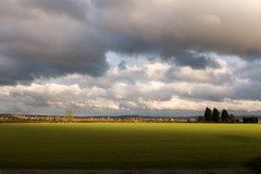 untitled (Homemade) Tags: england sonydscrx100 fields clouds countryside