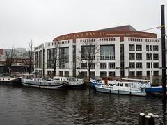 National Opera & Ballet (Photoauge.) Tags: ballet opera amsterdam holland niederlande grachten