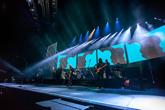 Simply Red (Del Robertson) Tags: simply red performing glasgow sse hydro 161116