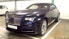 Rolls-Royce Dawn (Helvetics_VS) Tags: licenseplate saudiarabia sportcars rollsroyce dawn