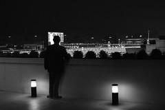 (Claudio Blanc) Tags: street streetphotography buenosaires bw bn blancoynegro blackandwhite night nocturna noche argentina