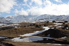 Mountains of Kavkaz (Sergey Kustov) Tags: mountains ridge caucasus russia kabardinobalkaria пейзаж горы россия кавказ кабардинобалкария