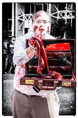 diana-pimlott-resize-BW-briefcase-dude-Oct-2016-DSC04570 (ladydipim) Tags: zombie fakeblood
