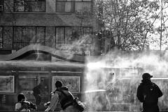 Santiago de Chile (Alejandro Bonilla) Tags: santiago chile sony street santiagodechile santiaguinos sam santiagochile santiagocentro sonya290 streetphotography urban urbano urbana urbe urbex protesta protest monocromo monocromatico