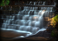 Wet Steps (Blrryi) Tags: blrryi longexposure cumbria waterfall 10stopfilter fuji fujixc50230mm fujixe2 colour