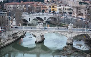 Ponti (bridges) of Rome