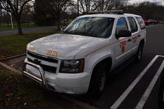 Fairview Fire Department Chief 2121 (Triborough) Tags: nj newjersey mercercounty westwindsortownship westwindsor ffd fairviewfiredepartment firetruck fireengine firechief chief chiefscar chief2121 gm chevrolet tahoe