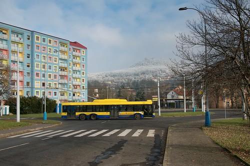 25Tr. č.214 Arriva Teplice