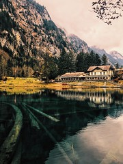 Short Trip to Blausee Beauty In Nature EyeEm Nature Lover Eye4photography  Mobile Photography Water Reflections Artofvisuals at Blausee (Gioja Valentina) Tags: beautyinnature eyeemnaturelover eye4photography mobilephotography waterreflections artofvisuals