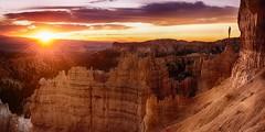 Sunrise at Bryce Canyon (Xiao Chuan Zhang (Michael)) Tags: