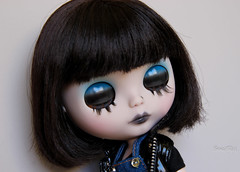 Joie's eyelids ;-)