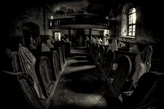 Geistertreffen (Batram) Tags: urban church scary ghost kirche chapel ghosts exploration geist 38 kapelle gespenst geister