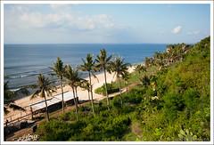 Balangan Beach (Tuomas_Lehtinen) Tags: bali seascape beach nature canon indonesia landscape eos asia view balangan 400d