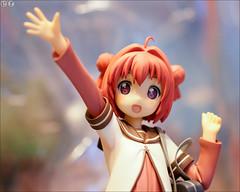Akaza Akari (gwennan) Tags: anime color macro cute colors japan closeup toy figure yuri alter figures pvc akari yuru jfigure akaza yuruyuri akazaakari akkarin