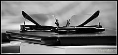 Tabbing vs Flipping (VERODAR) Tags: pen glasses book nikon knowledge tab nikond5000 verodar veronicasridar
