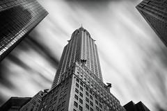 Looking Up (Marshall Ward) Tags: newyorkcity usa newyork brooklyn america unitedstates manhattan chryslerbuilding 2013 nikond800 afsnikkor1635mmf4gedvr marshallward