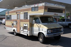 75 El Dorado RV with Dodge Tradesman Chassis & Cab (DVS1mn) Tags: cars car mopar rv camper motorhome walterpchrysler recreationalvehicle nationaldesotoclub wpcclub