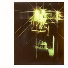 The Past (donwalheim) Tags: longexposure film sanantonio analog polaroid star minolta integral pro instant goodbye burst spectra alamoheights specialeffectsfilter theimpossibleproject donwalheim pz600 colorprotection