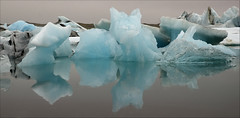 Jökulsárlón 9 (Jen St. Louis) Tags: travel ice landscape iceland glacier iceberg hdr icebergs snowscape jökulsárlón southiceland glaciallagoon nikon1685mm nikond7000 jenstlouis jenstlouisphotography wwwjenstlouisphotographycom