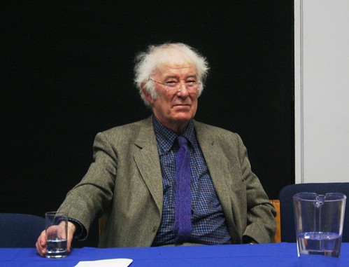 seamus heaney by