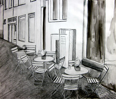"Sidewalk Cafe • <a style=""font-size:0.8em;"" href=""https://www.flickr.com/photos/78624443@N00/9758211422/"" target=""_blank"">View on Flickr</a>"