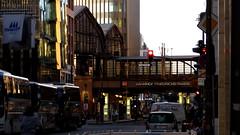 Bahnhof Friedrichstrasse - Explore (Miradortigre) Tags: street city berlin germany deutschland calle bahnhof ciudad alemania urbano stazione streetshot
